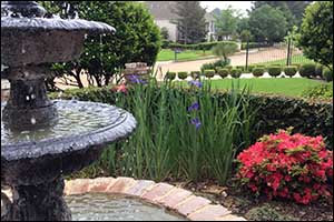 hardscaping water features Glocester