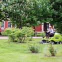 Summers in Rhode Island and Commercial Landscaping Services