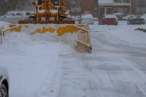 seasonal snow removal services